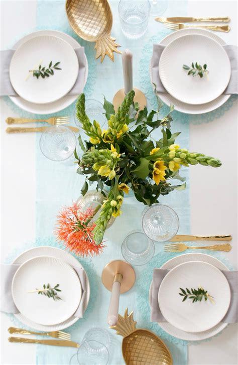 Tischdeko Hochzeit Mint by Sommerliche Tischdeko Kaufen Auf Im Heimkleid Shop