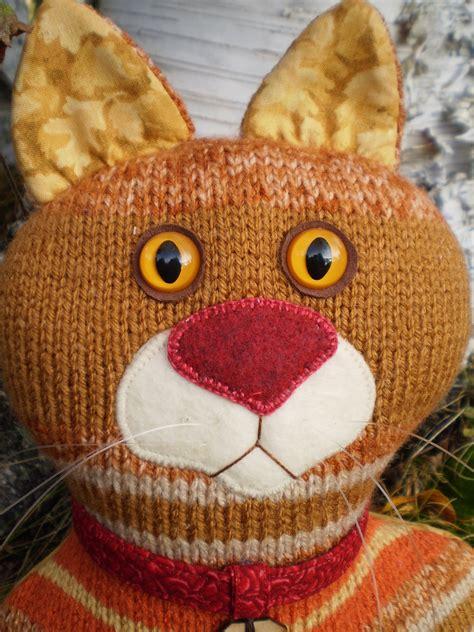 Souvenir Sodetspatula Uigf pinecone orange tabby cat