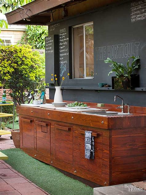 inexpensive outdoor kitchen ideas imagery above is outdoor kitchen on a budget