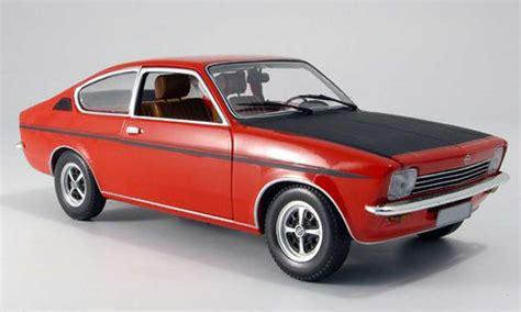 opel kadett 1976 opel kadett coupe c sr red black 1976 minichs diecast