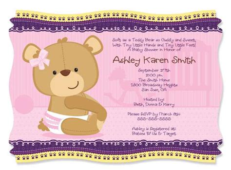 baby shower invitation wording for announce early arrivals with unique sip and see baby