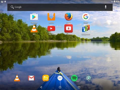 Android X86 Nougat by Android X86 64 Nougat 7 1 1 With Gapps And Kernel 4 4 40