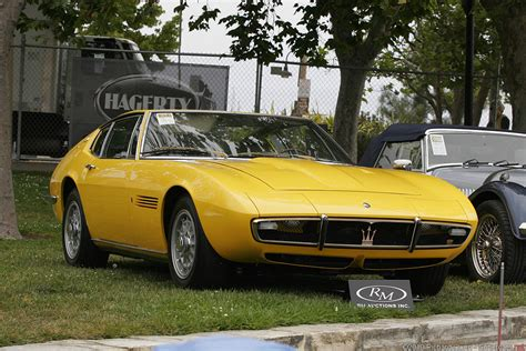 yellow maserati ghibli 1967 1970 maserati ghibli review supercars net