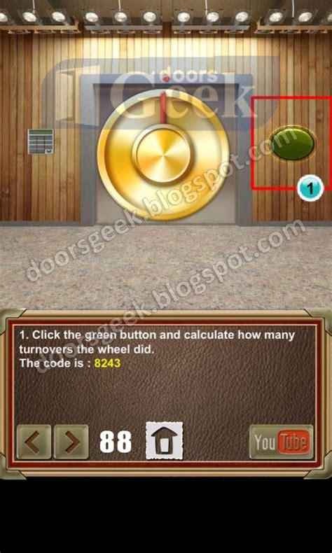calculator game level 88 100 doors of revenge level 88 doors geek