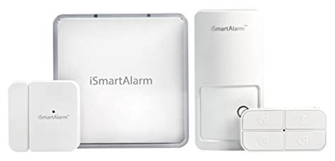 ismartalarm isa1 smart home security system for apartment