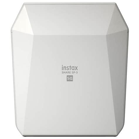 Fujifilm Instax Sp 3 White fujifilm sp 3 instax smartphone printer white