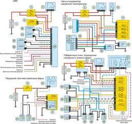 электрическая схема со спецификацией