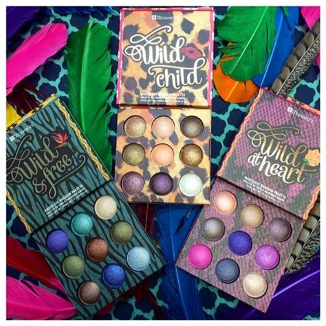 Promo Baked Eyeshadow Palette new item alert bh cosmetics has three new baked eye shadow palettes are you free