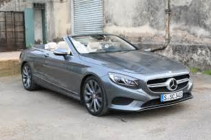 Convertible Mercedes 2017 Mercedes S Class Cabriolet Release Date Price