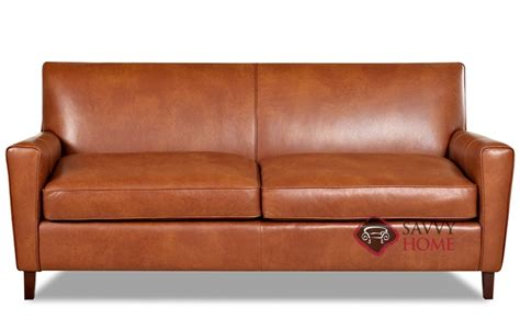 glasgow sofa glasgow leather sofa by savvy is fully customizable by you