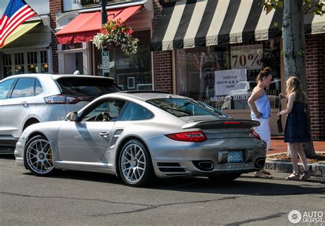 Porsche 997 Turbo by Porsche 997 Turbo S 16 Augustus 2016 Autogespot