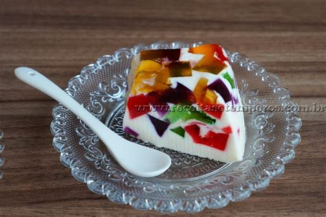 gelatina mosaico de pia gelatina mosaico de pia receita de gelatina mosaico