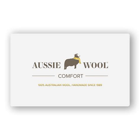 E Gift Cards Reviews - e gift cards aussie wool comfort