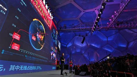 Alibaba Record | alibaba records 14 3b in singles day sales breaking