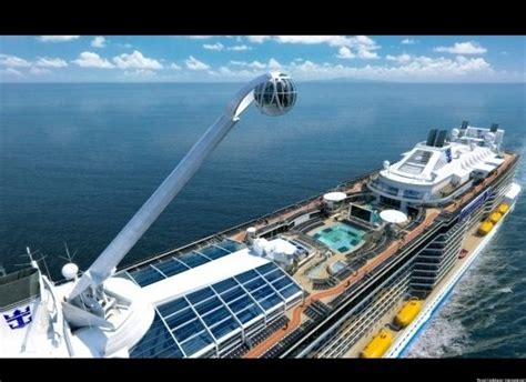 royal caribbeans newest ship quantum of the seas new thrills at sea anita dunham potter