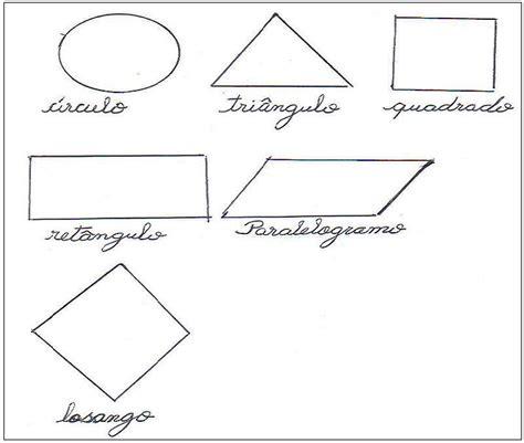 figuras geometricas nomes e imagens formas geom 233 tricas na eja nomes das figuras