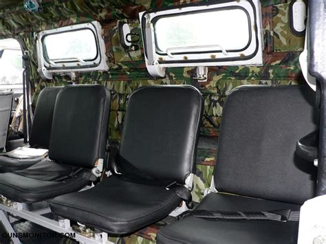 gaz tigr interior quot گاز quot ببر روسی عکس