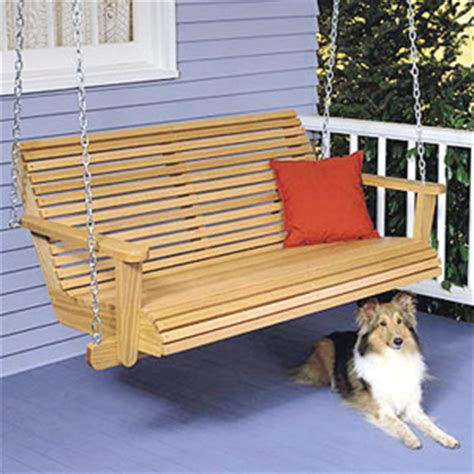 make your own porch swing wood work build your own porch swing free plan pdf plans