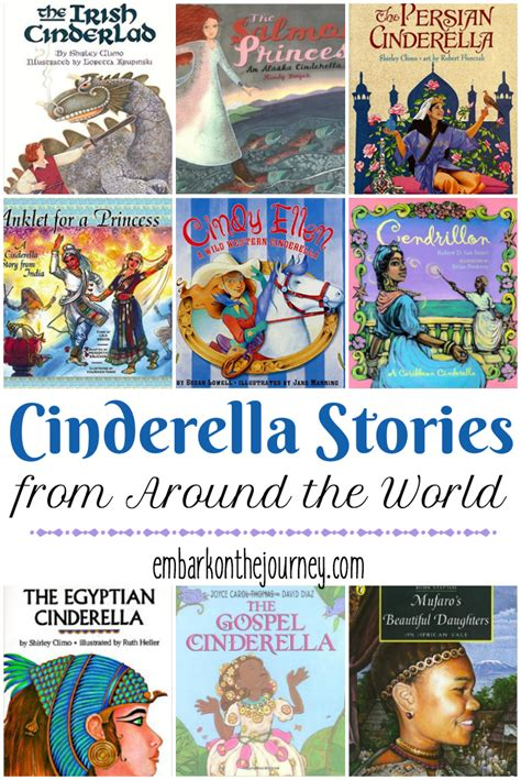 around the world on the cinderella how to embark on a cargo ship adventure books 16 multicultural cinderella stories from around the world