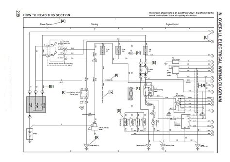 1994 toyota corolla alternator wiring diagram toyota