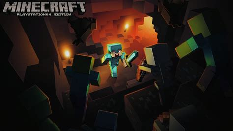 how to buy full version of minecraft ps4 minecraft ps4 edition gameplay first look 1080p youtube