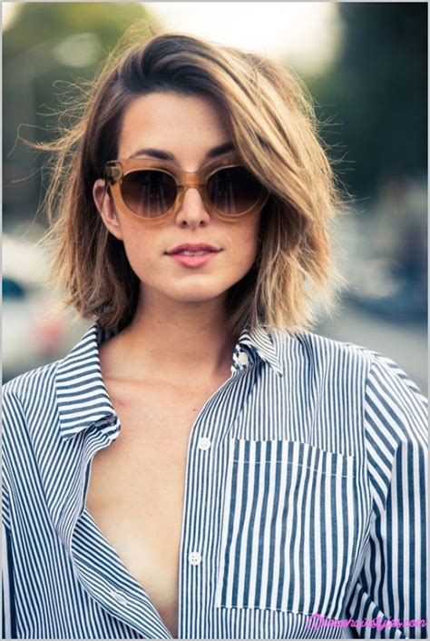 New Summer Hairstyles by Summer Medium Haircuts Allnewhairstyles