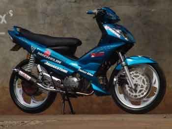 Suzuki Smash Modification Gambar Modifikasi Suzuki Smash Suzuki Motorcycle Apps