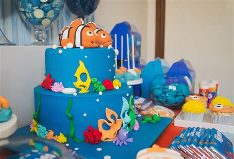 Personalised Wall Murals kara s party ideas finding nemo themed birthday party