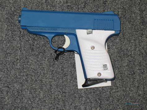 Cobra 32 Auto Review by Cobra Fs 32 Blue With White Grips 32acp For Sale
