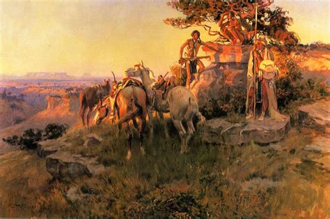 charles marion russell high quality oil painting charles marion russell paintings reproductions 1