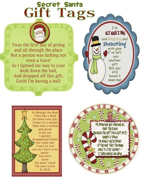 secret santa gift tag poem jpg file gift tags secret