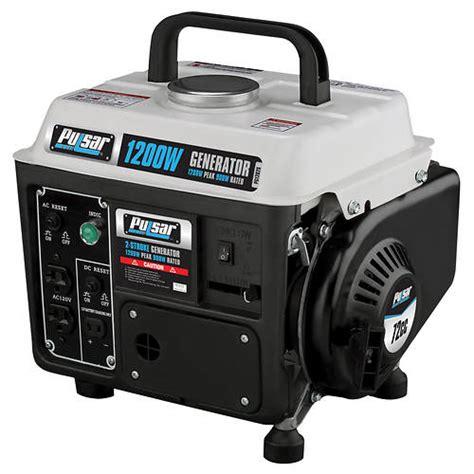 Genset 1200 Watt Np1500e 1 pulsar 1200 watt 2 cycle gas generator stoneberry
