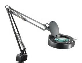 magnifying l with 5 inch lens ma 1205ca b
