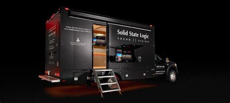 mobile production mobile production truck rolltechs specialty vehicles