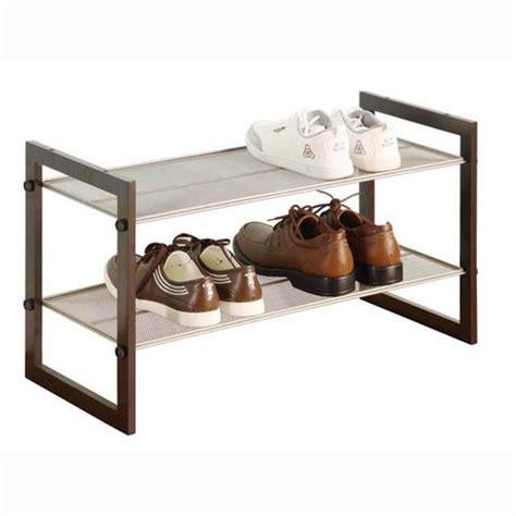 2 tier mesh shoe rack walmart canada