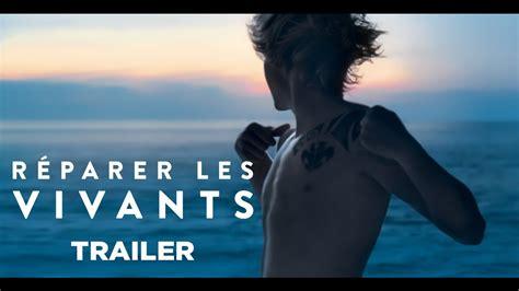 reparer les vivants r 233 parer les vivants trailer release 9 11 2016 youtube
