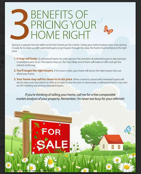 3 benefits of pricing your home right dunn realty team