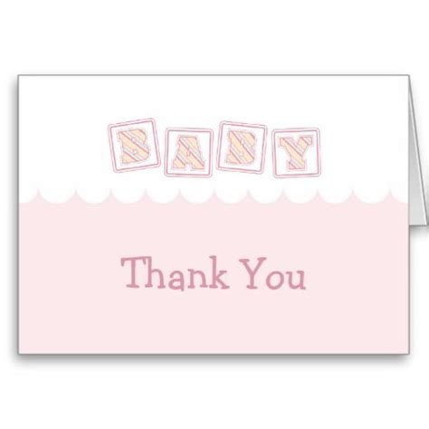 thank you cards make your own 1667 best images about baby thank you cards on