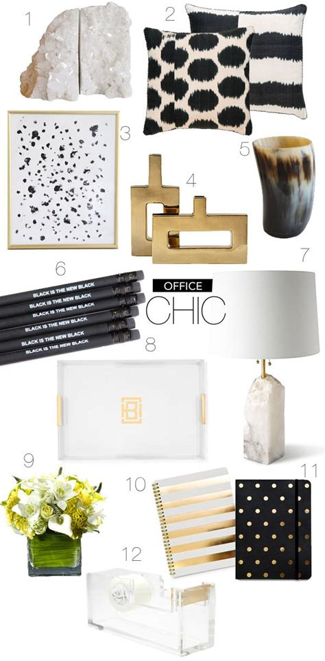 chic desk accessories office ideas i office chic gold office accessories we