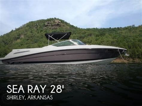 speed boats for sale in arkansas sea ray 270 slx bowrider for sale in shirley ar for