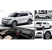 SsangYong Tivoli XLV 2017  Pictures Information &amp Specs