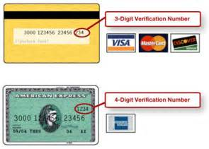 Sle Credit Card Cvv Number Credit Card Verification Code