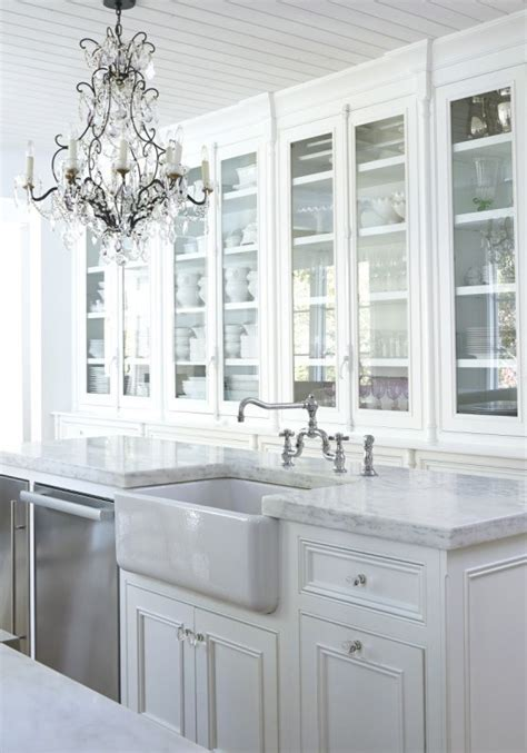 crystal kitchen cabinets 19 beautiful white kitchens to swoon over