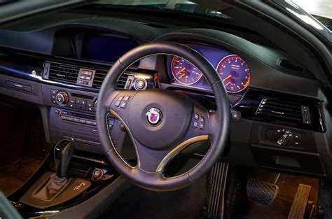 Alpina B3 Interior by Alpina B3 Coupe Review