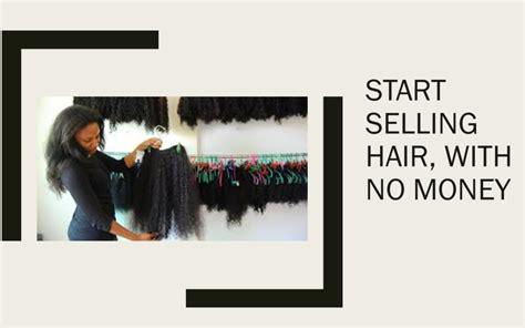 starting a weavon business no money but you can still start a hair business how