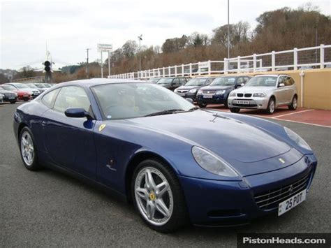 how petrol cars work 2006 ferrari 612 scaglietti navigation system used ferrari 612 cars for sale with pistonheads