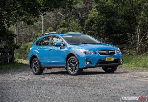 subaru xv road 2017 subaru xv 2 0i s review performancedrive
