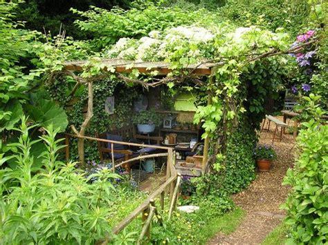 Gardening Escapists Rustic Garden Escape Garden Whimsy