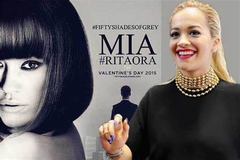 film fifty shades of grey rita ora rita ora totally unrecognizable in new fifty shades of