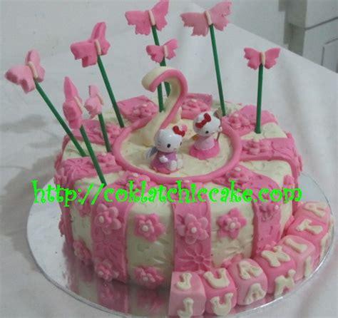 Kue Ulang Tahun Hello Fondant Cake hello jual kue ulang tahun page 3